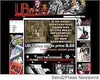 UBTunes music store