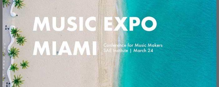 Music Expo 2018 Miami
