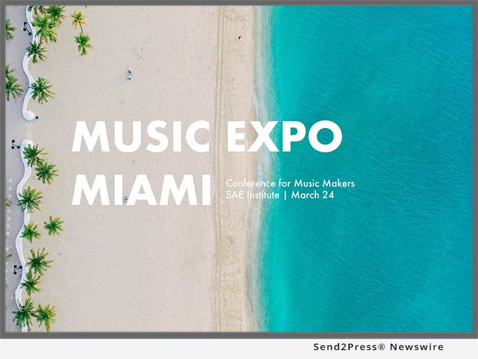 Music Expo 2018 Miami
