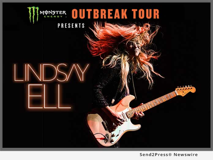 Country Music Songstress Lindsay Ell
