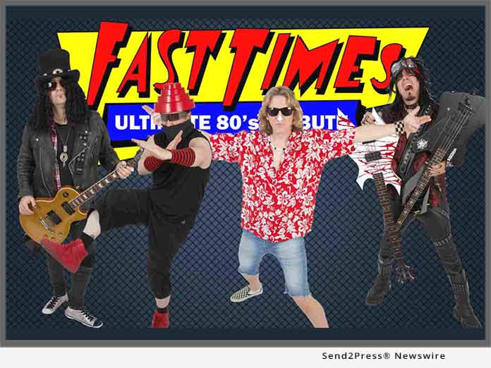 fast times band - los angeles