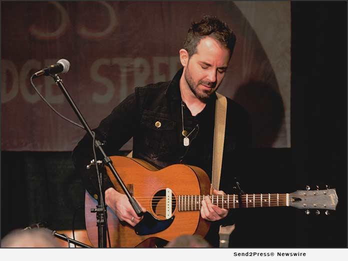 Musician Joe Iadanza