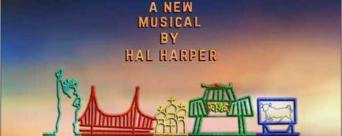 IN AMERICA - musical by Hal Harper