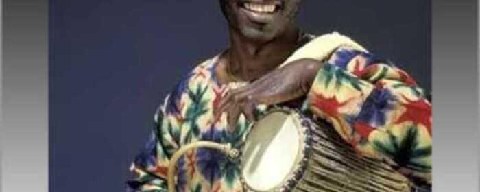 Nigerian Talking Drum Master Sikiru Adepoju