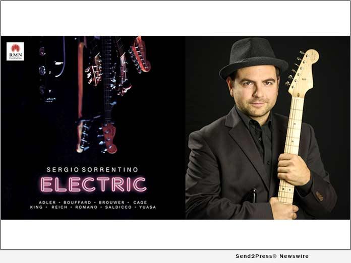 RMN Classical: ELECTRIC by Sergio Sorrentino