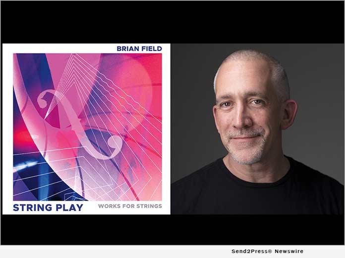 Brian Field's Fifth Album, STRING PLAY
