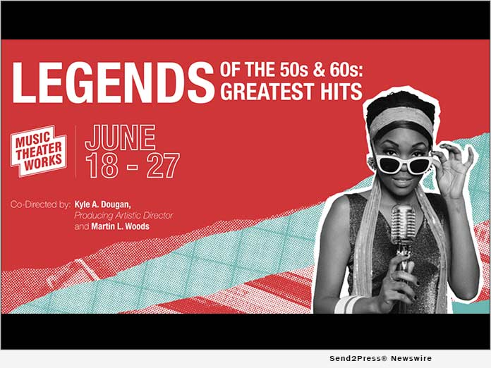 Music Theater Works Presents 'Legends Of The 50s And 60s: Greatest Hits'