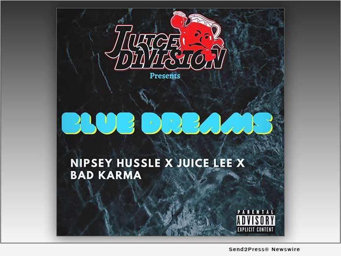 BLUE DREAMS - Nipsey Hussle