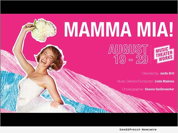 Mamma Mia! Music Theater Works Presents Popular ABBA Musical in Illinois