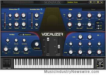 SONIVOX VOCALIZER PLUGIN