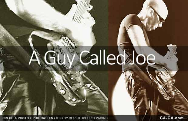 Joe Satriani - A Guy Called Joe