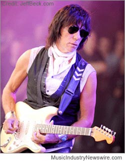 Jeff Beck :: credit JeffBeck.com