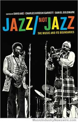 Jazz/Not Jazz book