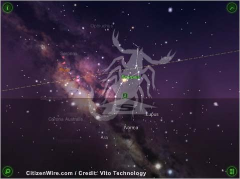 Star Walk - Constellation