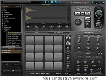 SONiVOX Pulse Drum Machine
