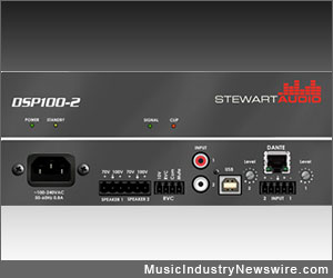 Stewart Audio amps