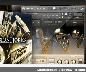 SESSION HORNS is a KONTAKT Instrument