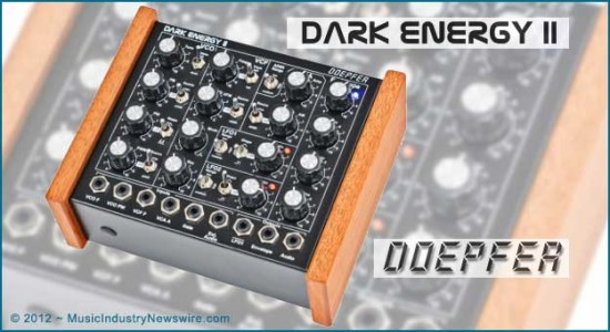Doepfer Dark Energy II Analog Synthesizer