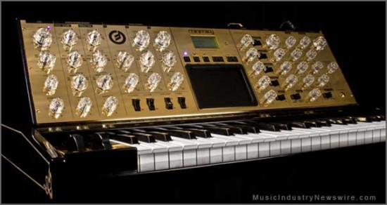 limited edition 10th Anniversary Minimoog Voyager