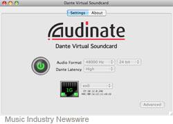 Dante Virtual Soundcard
