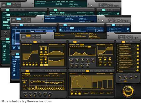 KV331 Audio SynthMaster 2.5 2011