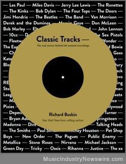 Richard Buskin's Classic Tracks BOOK