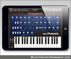 Korg Updates Entire Line of iOS Apps