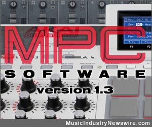 Version 1.3 MPC Software