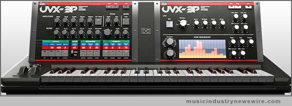 UVI UVX-3P Virtual Vintage Synth