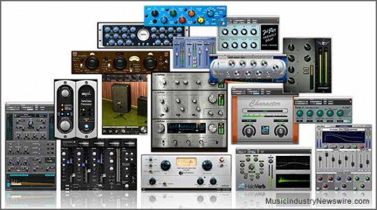 Avid AAX Pack for Pro Tools
