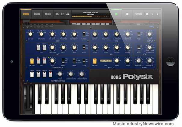 iPolysix App for iPad