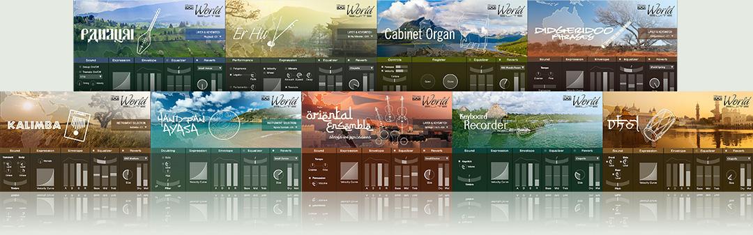 UVI releases World Suite 2