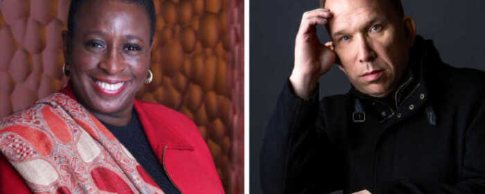 Dr. Yvonne Spicer and Michael Whalen