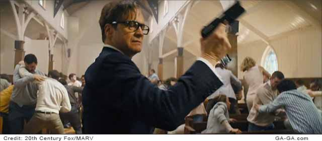 Colin Firth Gentleman Spy