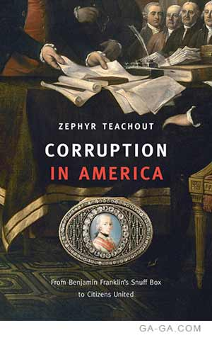 Book - Corruption in America