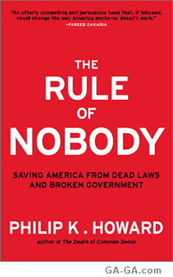 The Rule of Nobody book