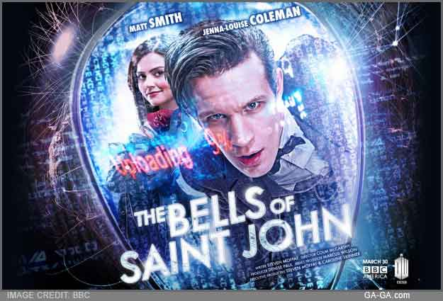 DR WHO REVIEW - Bells of St John