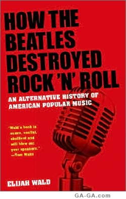 Beatles Destroyed Rock