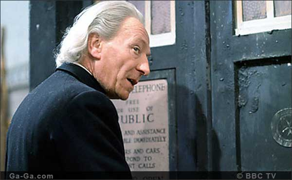 The original: William Hartnell