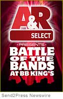 AR battle of the bands