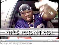 Pitch Control TV