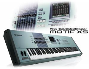 Yamaha Announces Motif XS Keyboard Series | MuseWire - music