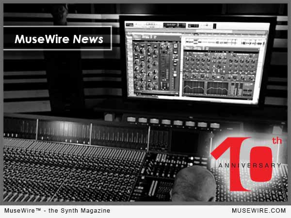 Brainworx celebrates 10 years of premium audio plugins