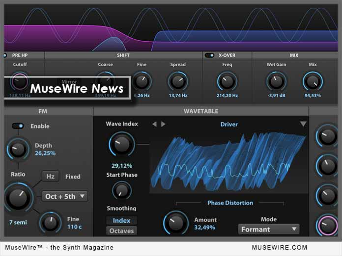 UVI Falcon 1.5 Wavetables