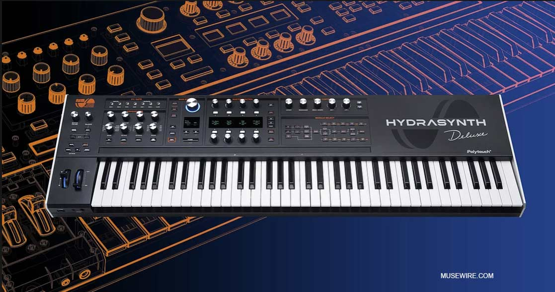 ASM Hydrasynth Deluxe Synthesizer