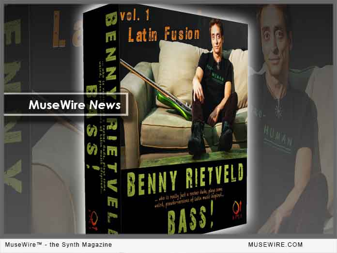 Q up Arts Benny Rietveld Bass Latin Fusion