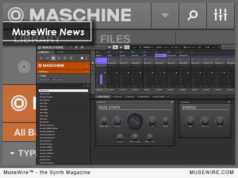 MASCHINE bass synth
