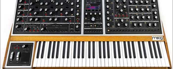 MOOG ONE Analog Synthesizer
