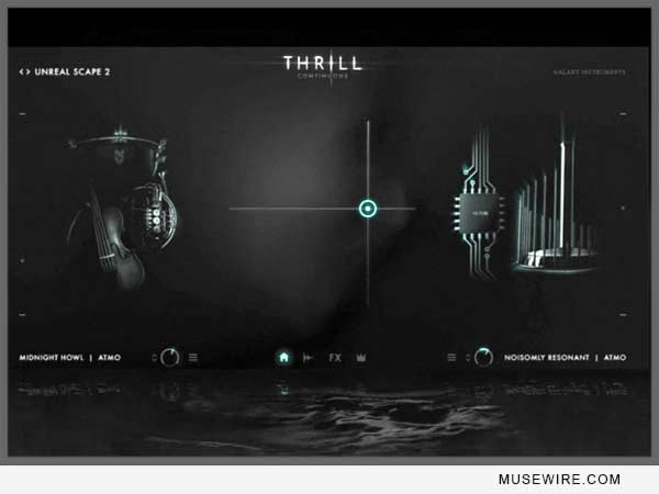 Native Instruments' New 'THRILL'