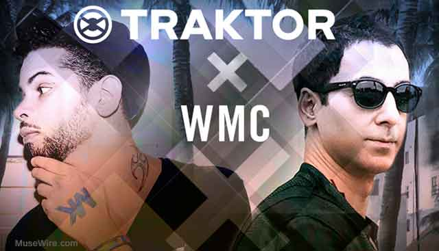 Winter Music Conference TRAKTOR